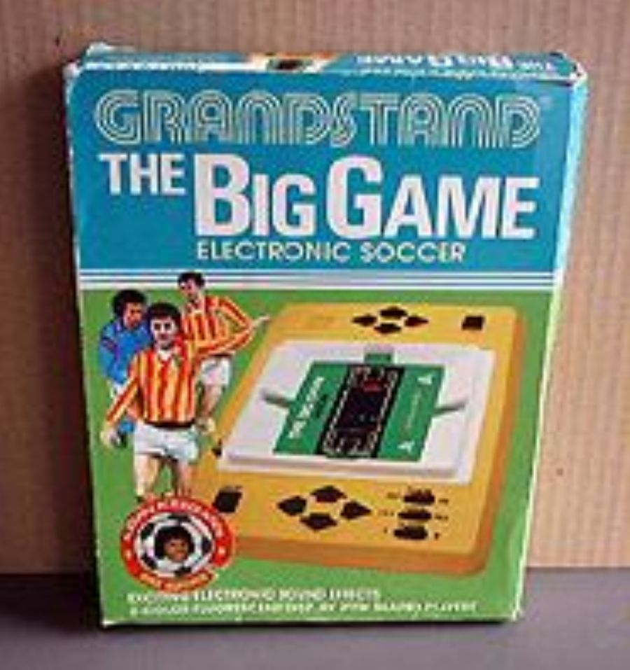 The Big Game Soccer